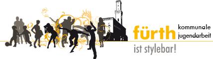 Logo Jugendarbeit Fürth